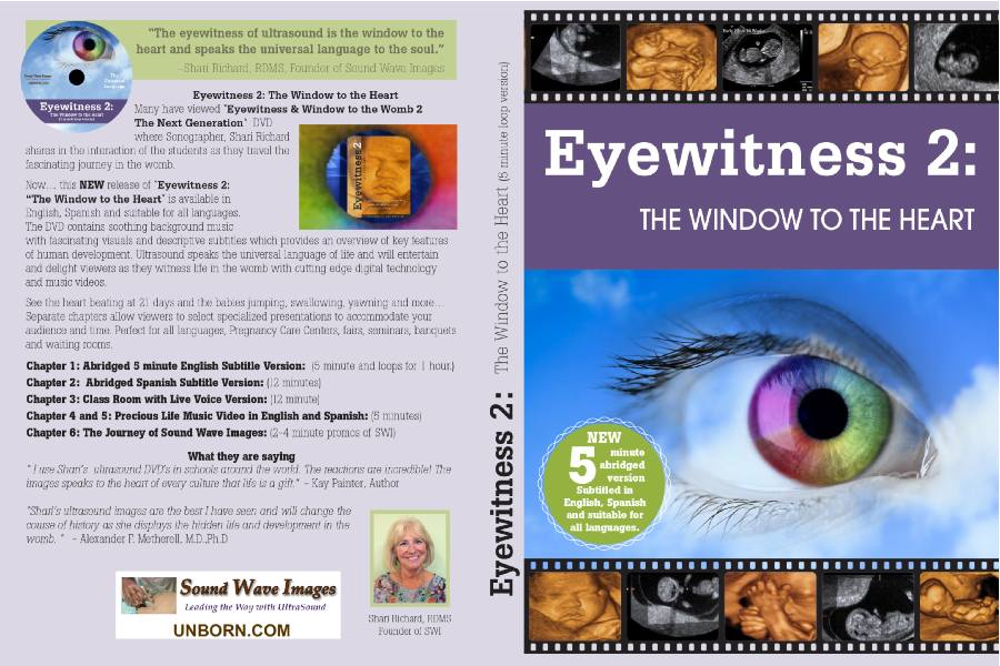 EyeWitness 2 Window to the heart